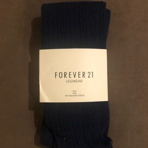 Navy NWT Forever 21 Tights
